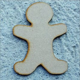 Gingerbread Man Cut-out