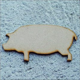 Pig Cut-out