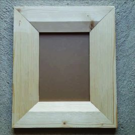 Wooden Picture Frame (F2)