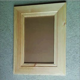 Wooden Picture Frame (F1)