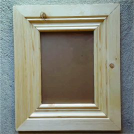 Wooden Picture Frame (F3)