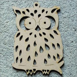 Owl Cut-out