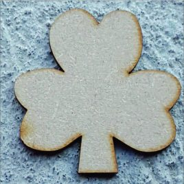 Shamrock Cut-out