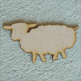 Sheep Cut-out