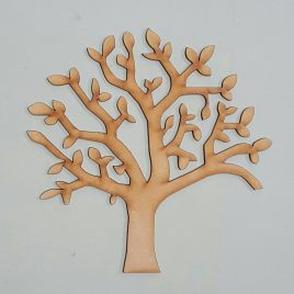 Family tree cut-out