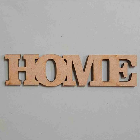 Word HOME MDF
