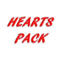HEARTS PACK SPECIAL
