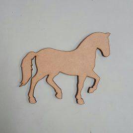 Horse Cut-out