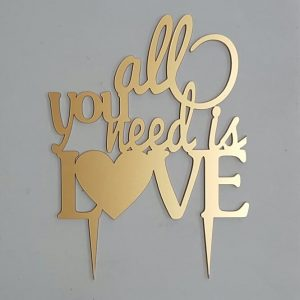 All You Need is Love Gold
