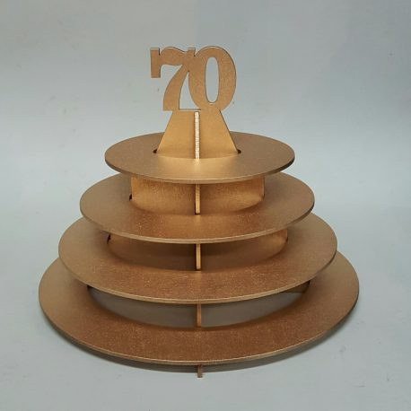 Birthday – Ferrero Rocher oval stand