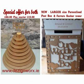 SPECIAL OFFER – Post Box & Tower