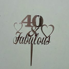 Birthday  – 40 & Fabulous