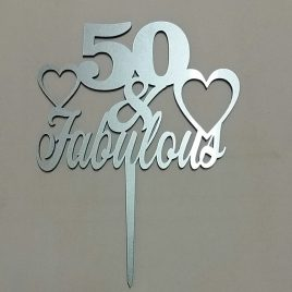 Birthday – 50 & Fabulous