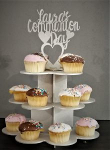 Cup cake stand 4